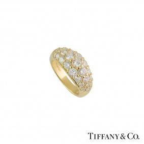 Tiffany & Co Diamond Bombe Ring 2.20ct